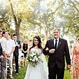 Intimate Outdoor Wedding