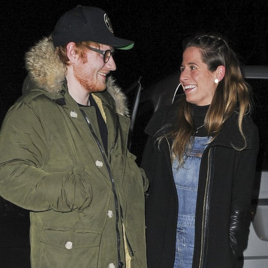 Ed Sheeran and Cherry Seaborn Pictures