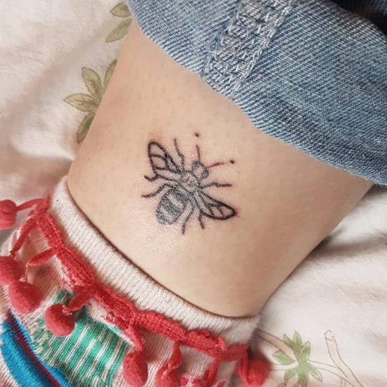 Bee Tattoos For Manchester Charity