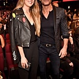 Tim McGraw Brings His Stunning Daughter as His Date to the AMAs