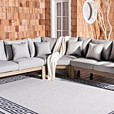 Rosecliff Heights Ryde Patio Sectional With Cushions