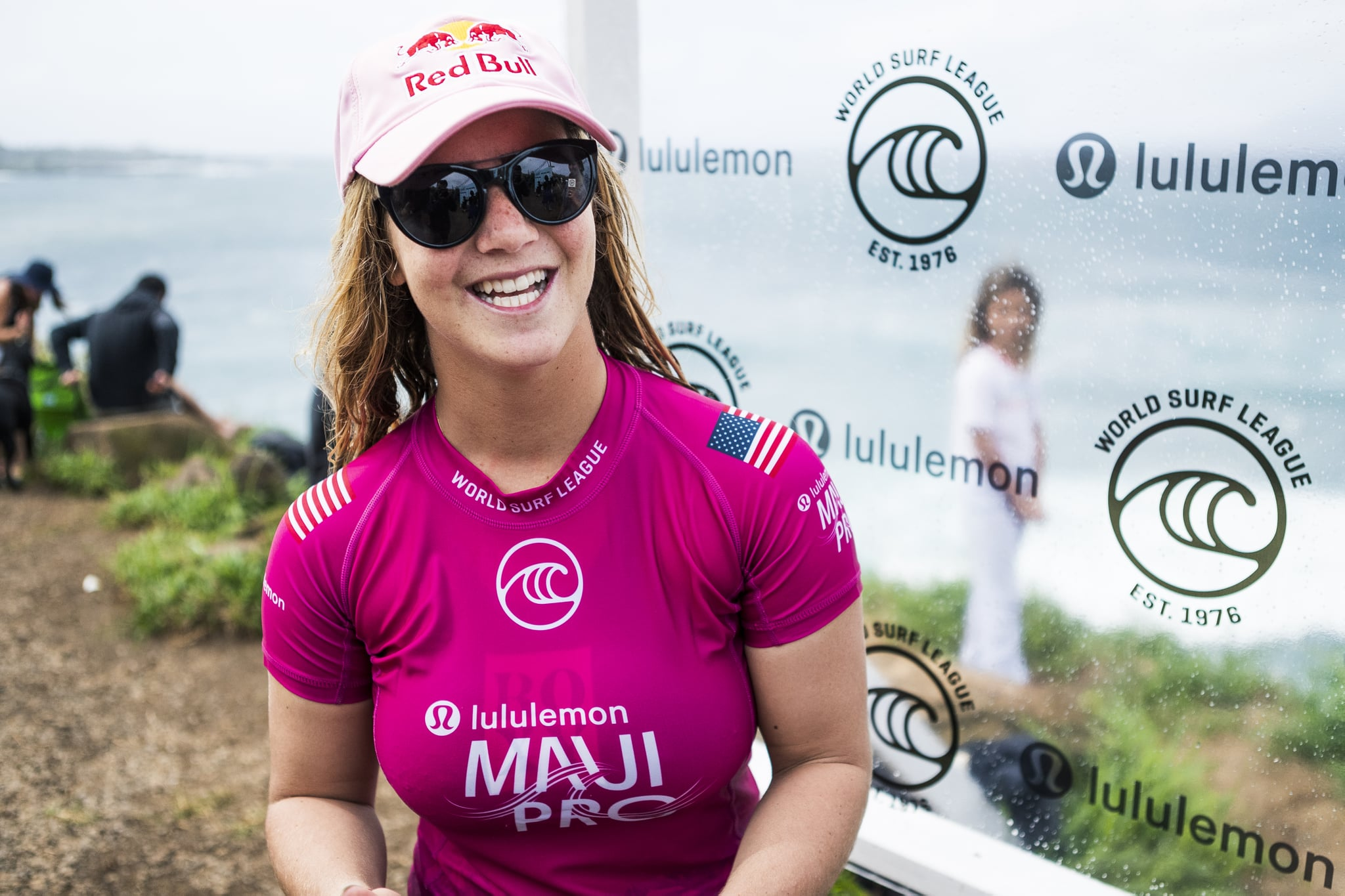 """Caroline Marks on Surfing in the Postponed Olympics: """"It's Still Going to Make a Huge Debut"""""""