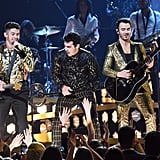 Jonas Brothers' Performance at the Grammys 2020 Video