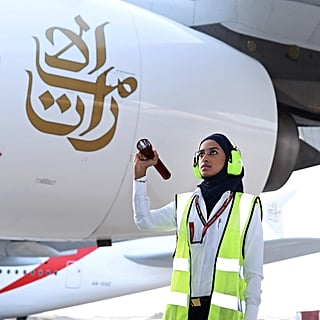 Emirates International Women's Day 2018