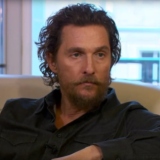 Matthew McConaughey Talking About Donald Trump Video 2017