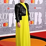 Pink at the 2019 Brit Awards