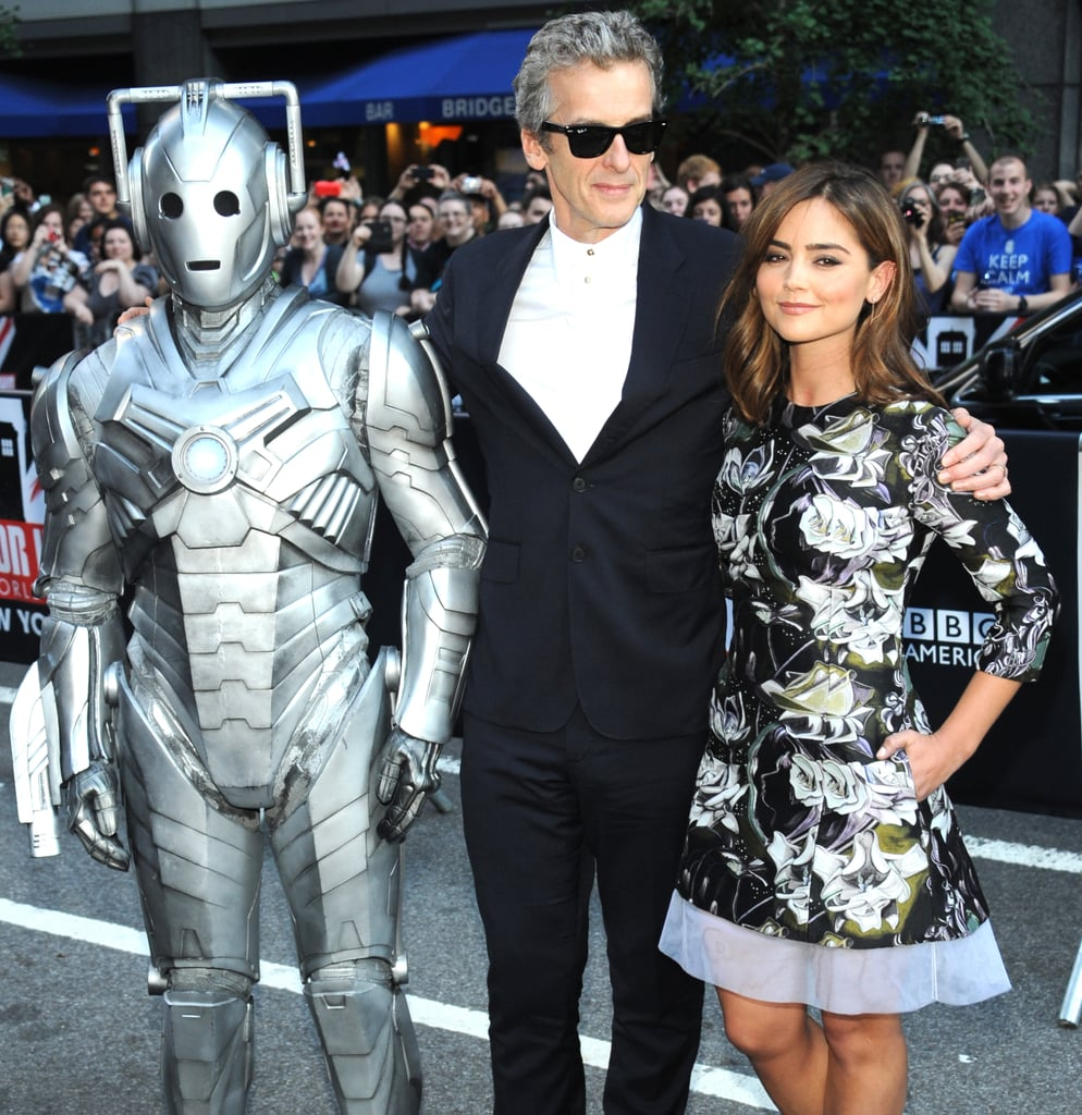 Jenna Louise Coleman From Doctor Who   Fashion Pictures
