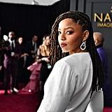 Chloe Bailey at the 2020 NAACP Image Awards