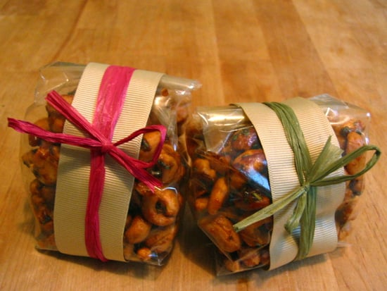 12 Days of Edible Gifts: Smoky Cashews