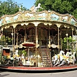 """The Carousel Played Michael's Own Song """"Childhood."""""""