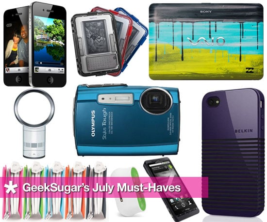 Must Have Gadgets For July