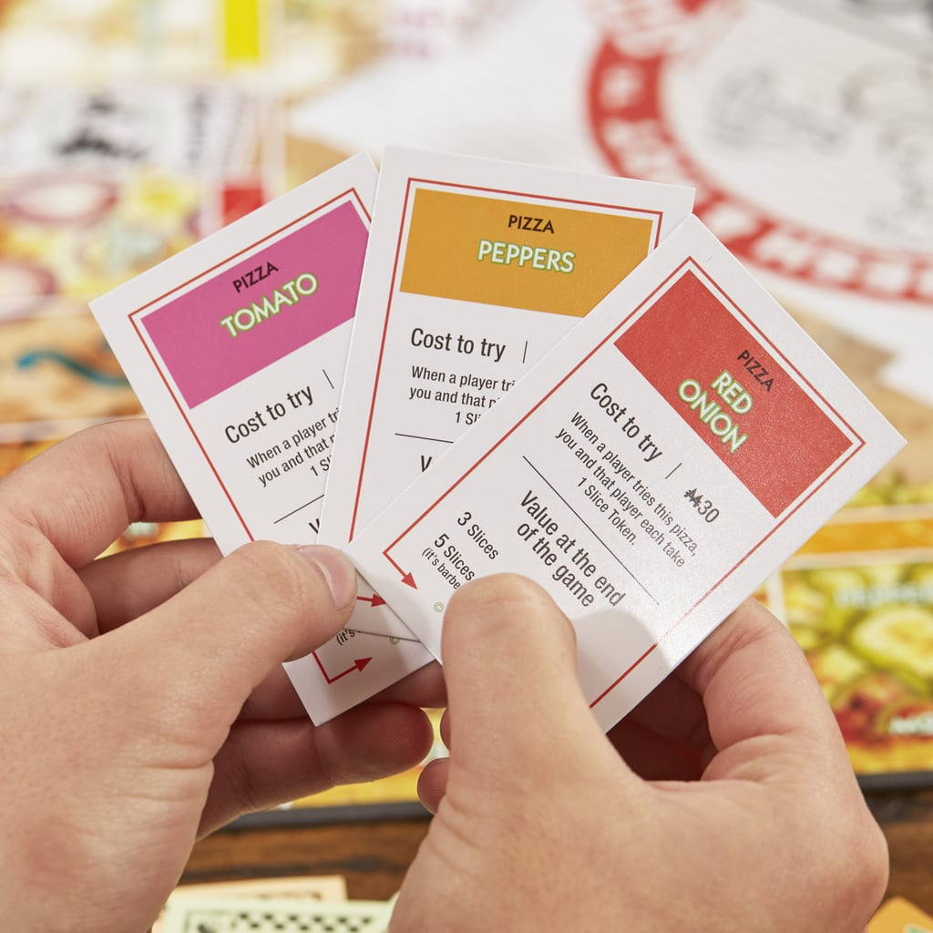 Monopoly Pizza Game