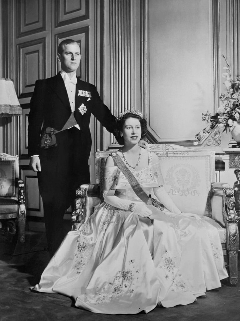 Queen Elizabeth and Prince Philip The Bride: Queen Elizabeth II of England, then Princess Elizabeth. The Groom: Prince Philip of Greece and Denmark, the queen's second cousin once removed. He was royal and had served in the Royal Navy during WWII but was a somewhat controversial pick for being foreign-born and without much money. When: Nov. 20, 1947. Where: Westminster Abbey.