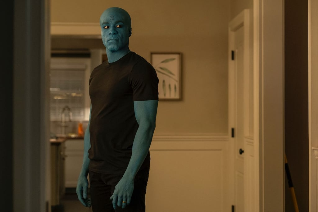 D Is For Doctor Manhattan