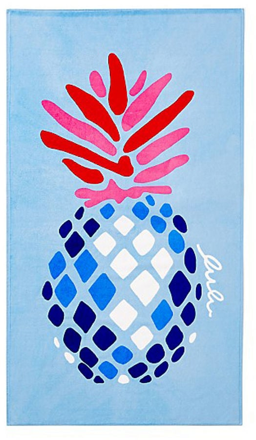 Pineapple Beach Towel ($75)