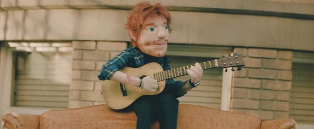 "Ed Sheeran ""Happier"" Music Video"
