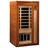 Dynamic Saunas Barcelona 1-2 Person Far Infrared Sauna