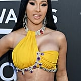Cardi B at the 2019 Billboard Music Awards