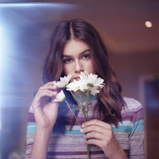Kaia Gerber's First Beauty Campaign With Marc Jacobs Daisy