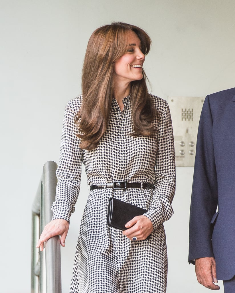 The Duchess of Cambridge Stuns During an Official Outing in London