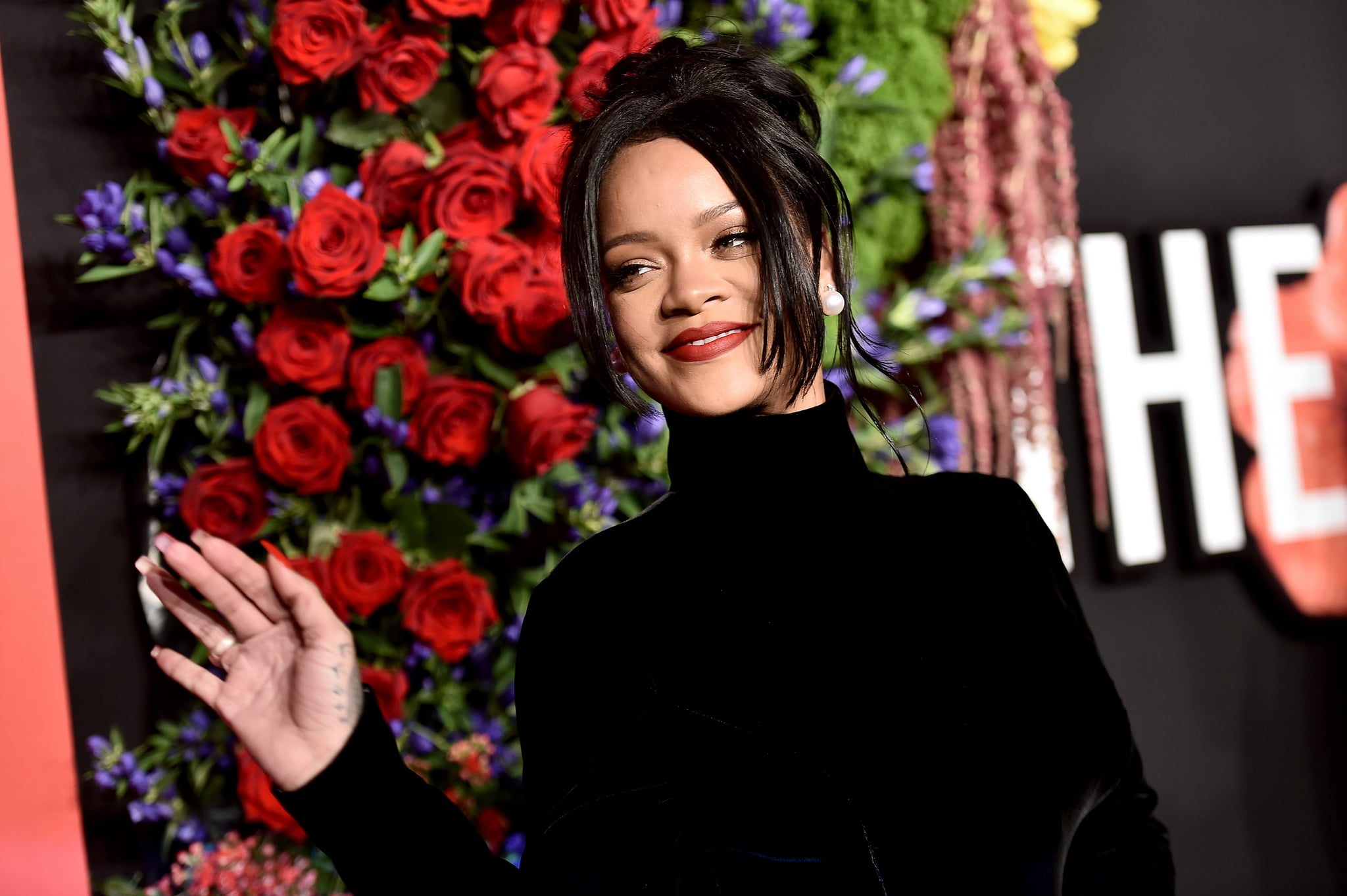 NEW YORK, NEW YORK - SEPTEMBER 12: Rihanna attends Rihanna's 5th Annual Diamond Ball at Cipriani Wall Street on September 12, 2019 in New York City. (Photo by Steven Ferdman/Getty Images)
