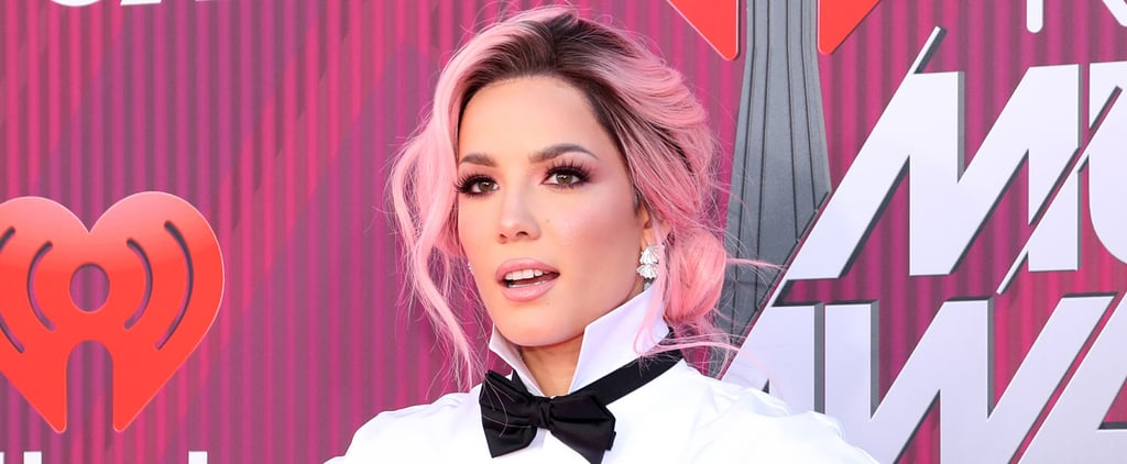 Halsey Reveals Her New Shaved Head in Funny TikTok Video