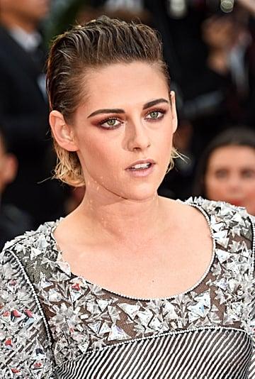 Kristen Stewart Hair at Chanel Show January 2019