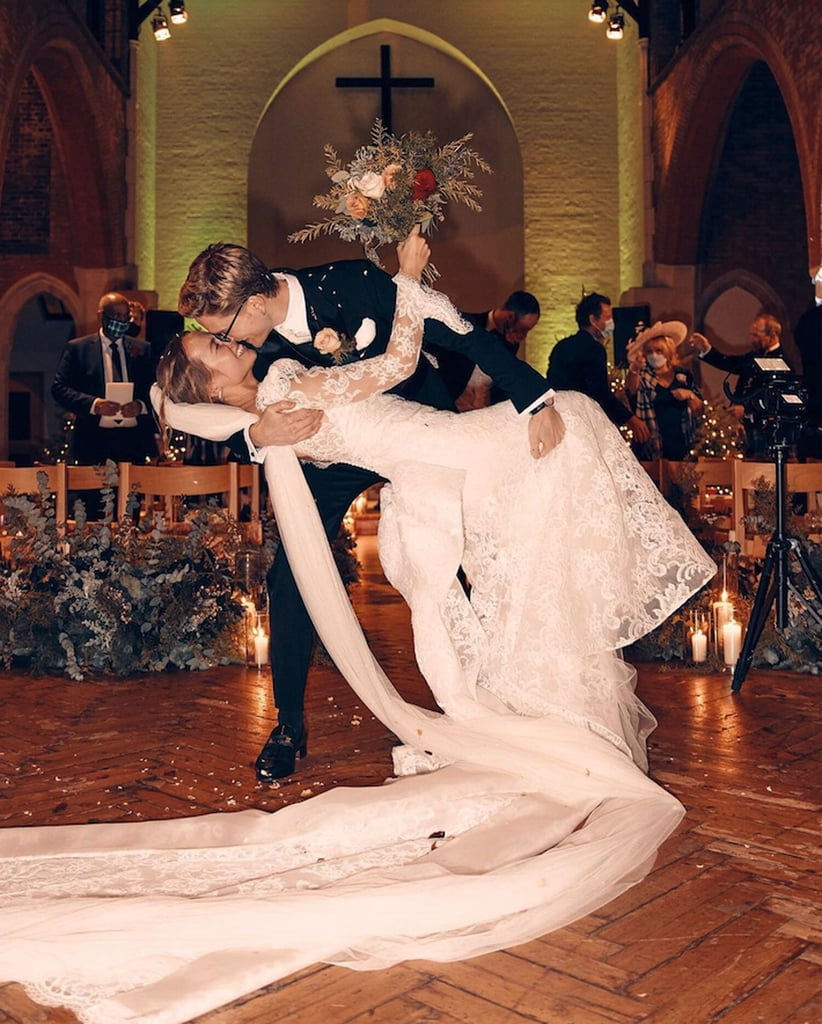 Emma-Louise Connolly and Oliver Proudlock Wedding Photos
