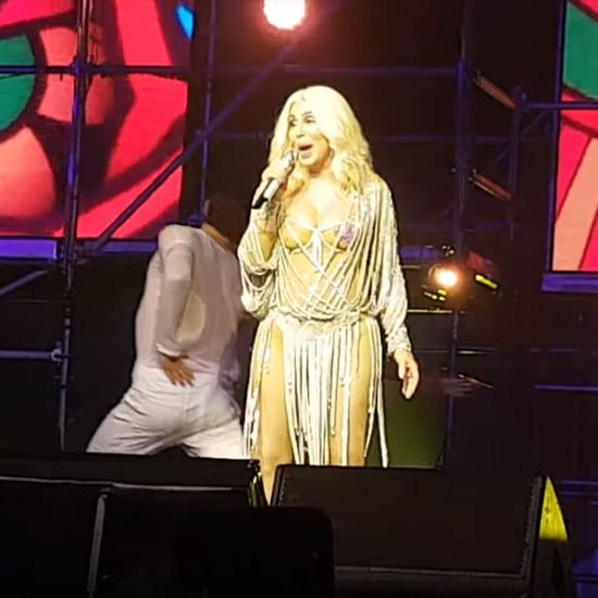 Cher's Performance at 2018 Sydney Mardi Gras After-Party