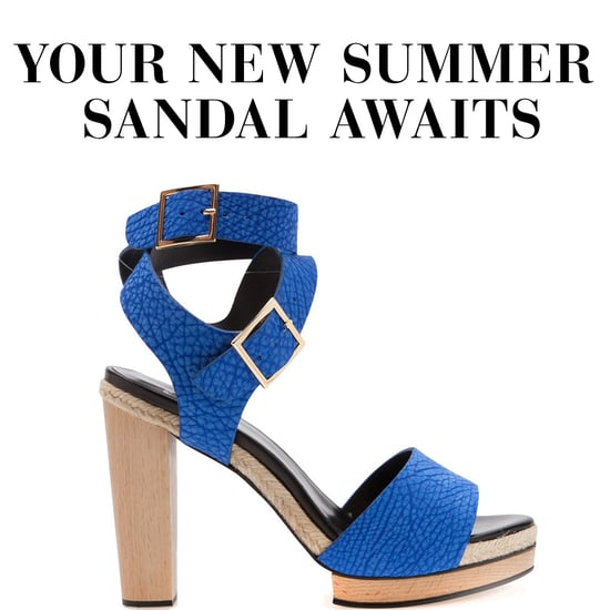Double-Strap Sandals | Shopping