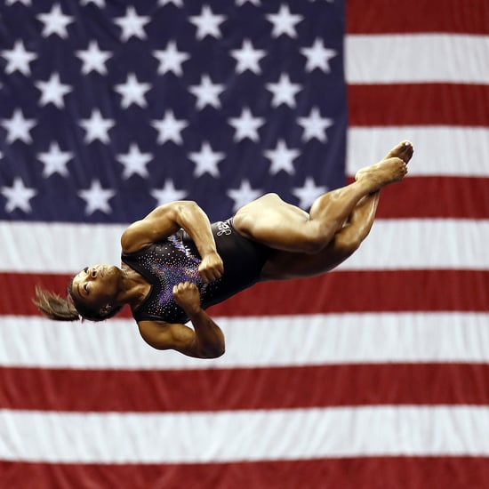 Simone Biles US Gymnastics Championships All-Around Title