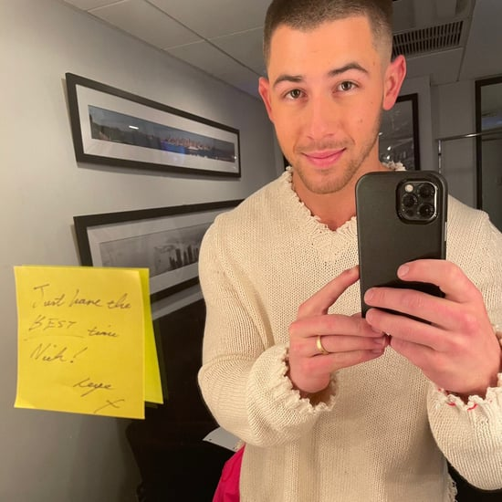 Regé-Jean Page Left a Note For Nick Jonas at SNL