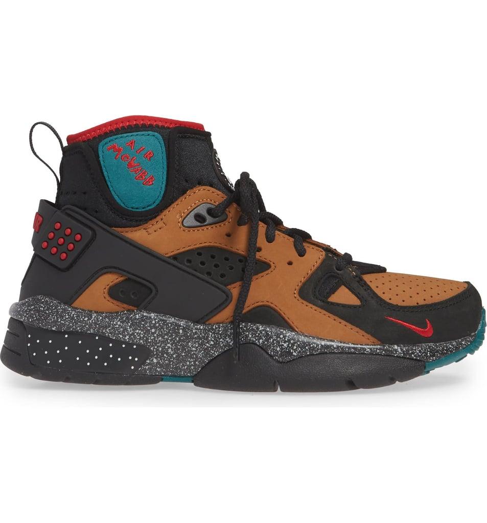 Nike x Olivia Kim Air Mowabb High Top Sneaker