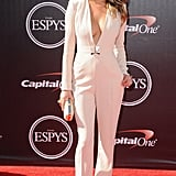 Chrissy Teigen at the 2014 ESPYs.