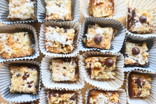 OMG, These CBD Canna-Cookie Bars Are Out-of-This-World Scrumptious