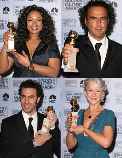 Golden Globes: The Winners!