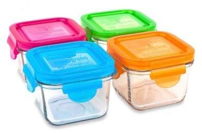 Wean Green 7 oz. Garden Pack Snack Cubes in Assorted Colors