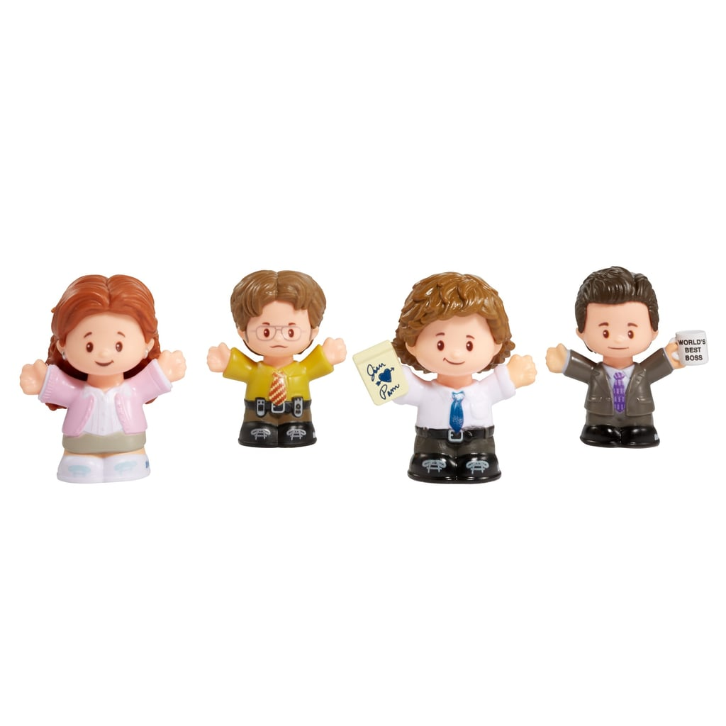 Fisher-Price Little People Collector The Office Figures