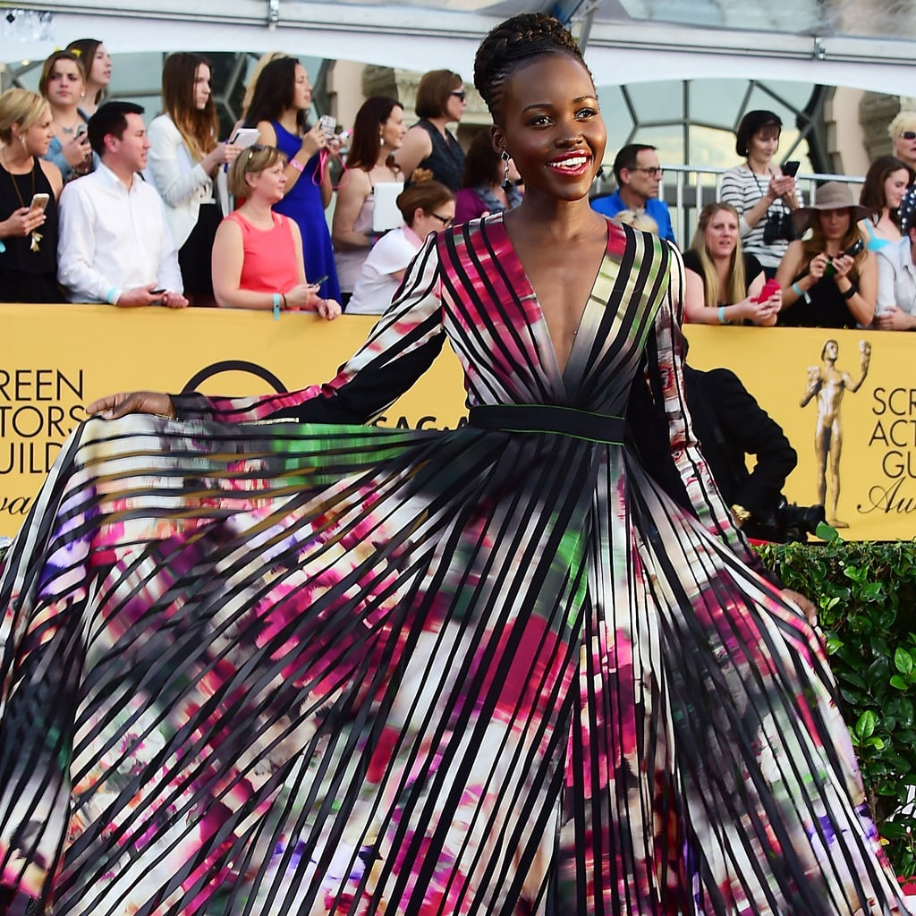 Celebrity Red Carpet Dresses at 2015 SAG Awards