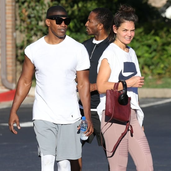 Katie Holmes and Jamie Foxx Out in Atlanta September 2018
