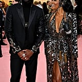 Gabrielle Union and Dwyane Wade at the 2019 Met Gala