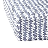 Wave Crib Sheet ($36)