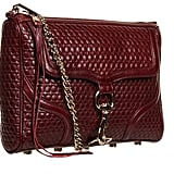 As you probably already know, burgundy is the hue of the season, so don't let your sister miss out on the biggest color trend. Get her this Rebecca Minkoff burgundy bag ($330). We don't know what she'll love more — the color or the woven detail!