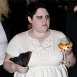 Love It or Hate It? Beth Ditto at Fendi Party