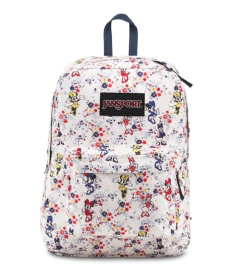 Disney Superbreak in Minnie Tiny Floral ($44)