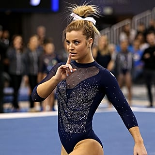 This UCLA Gymnast's Floor Routine Is For All You Bad Guys — She Just Scored a Perfect 10!