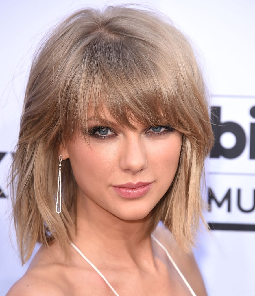 Taylor Swift | Best Bob Haircuts For All Hair Types | Celebrity Photos | POPSUGAR  Beauty UK Photo 7