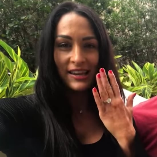 Nikki Bella and John Cena Talk About Engagement Ring Meaning