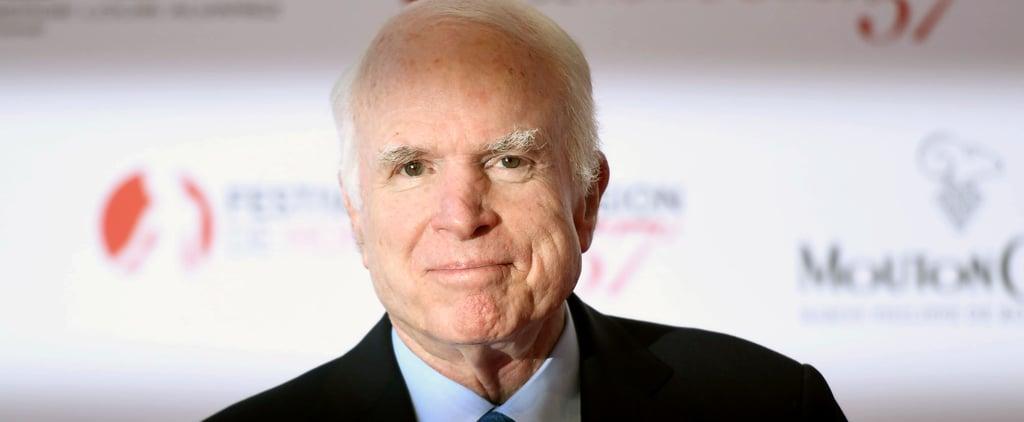 John McCain Dead at Age 81
