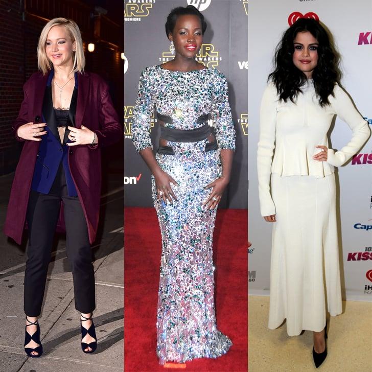 Best Celebrity Style | Dec. 18, 2015